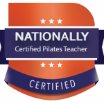Nationally Certified Pilates Teacher